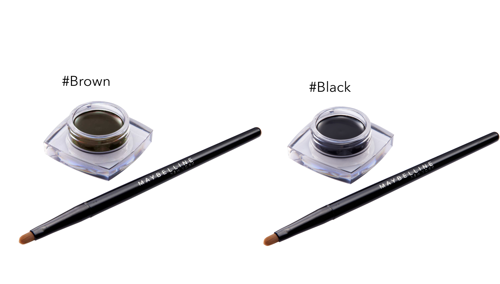 Maybelline Eye Studio Lasting Drama Gel Liner 2 Colors To Hyper Sharp Wing Eyeliner Removes Easily With Expert Eyes Moisturizing Makeup Remover