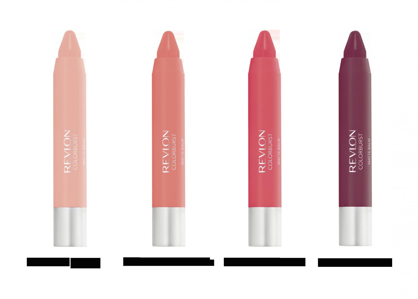 Revlon Colorburst Matte Balm 4 Types To Choose Hermo Online