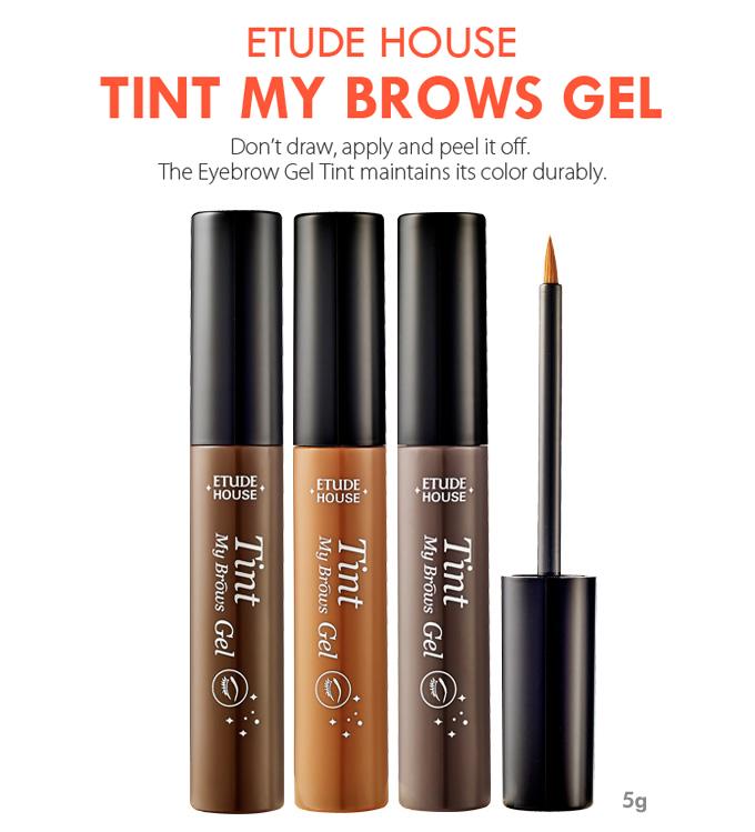 Etude House My Brow Tint Gel Hermo Online Beauty Shop Malaysia
