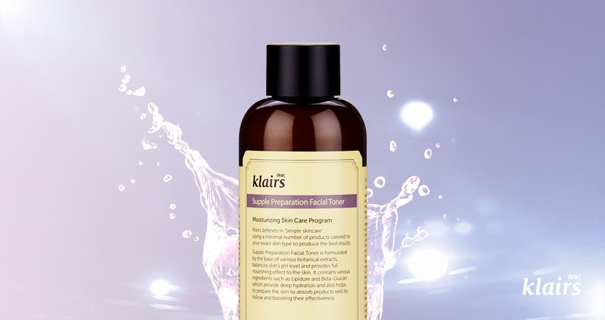 Skincare Review: Klairs Supple Preparation Toner