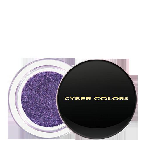 cyber colors argan glam cushion aurora eye pot 3 4g 01 lilac shine