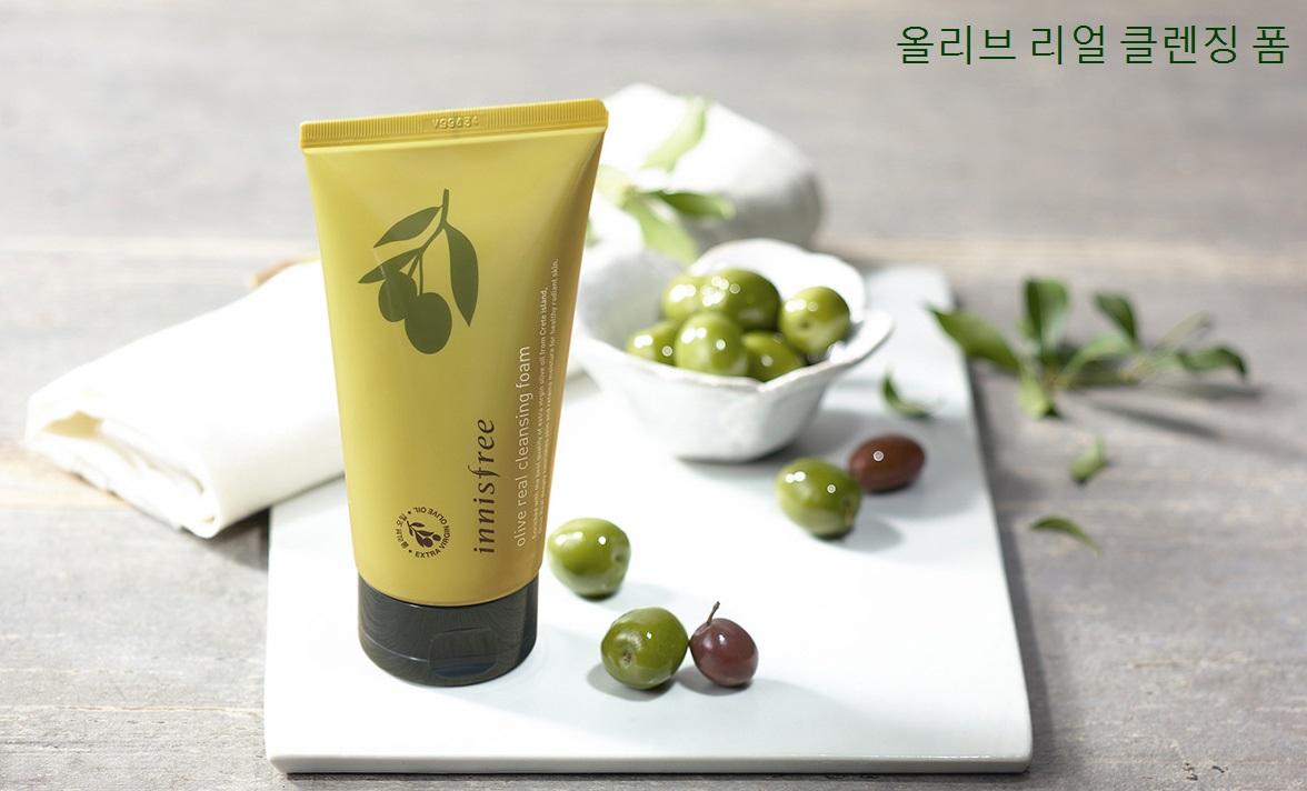 Картинки по запросу olive real cleansing foam innisfree