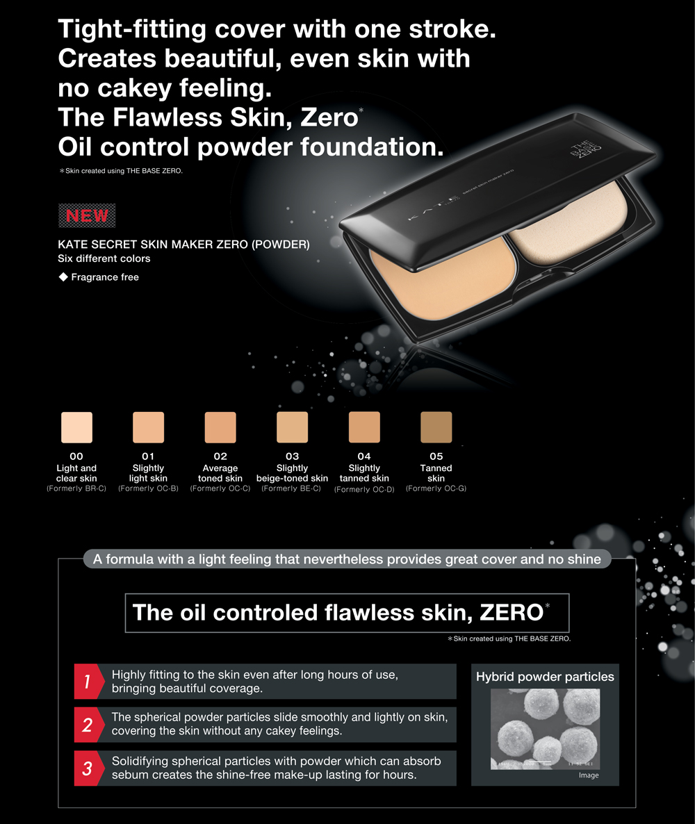 how to choose powder foundation