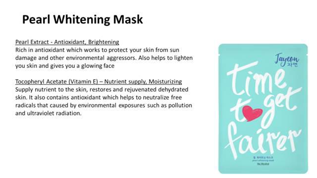 Hasil carian imej untuk jayeon pearl whitening mask