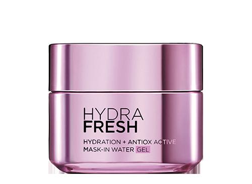 L'Oreal Skin Expert Hydrafresh Anti-Oxidant Grape Seed Hydrating Mask-In Water Gel 50ml