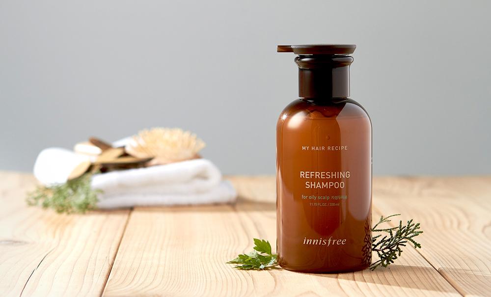 Innisfree My Hair Refreshing Shampoo 330ml | Hermo Online Beauty Shop  Malaysia