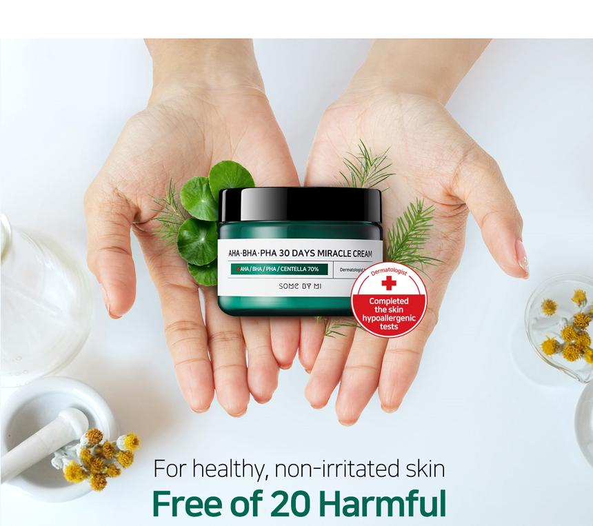 �ล�าร���หารู��า�สำหรั� SOME BY MI AHA BHA PHA 30 DAYS Miracle Serum 50 ml.