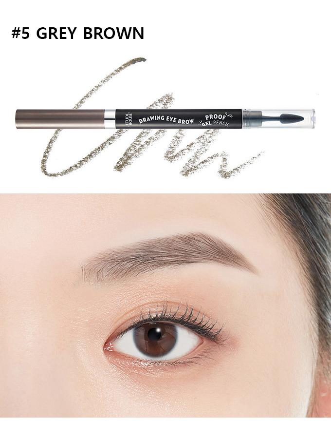 Etude House Drawing Eyebrow Proof Gel Pencil Hermo Online Beauty
