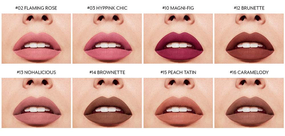 Bourjois Rouge Velvet Lipstick Nohalicious Image Of Lipstick