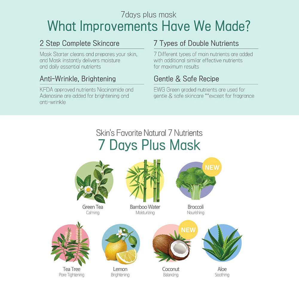 Ariul Seven Days Plus Mask