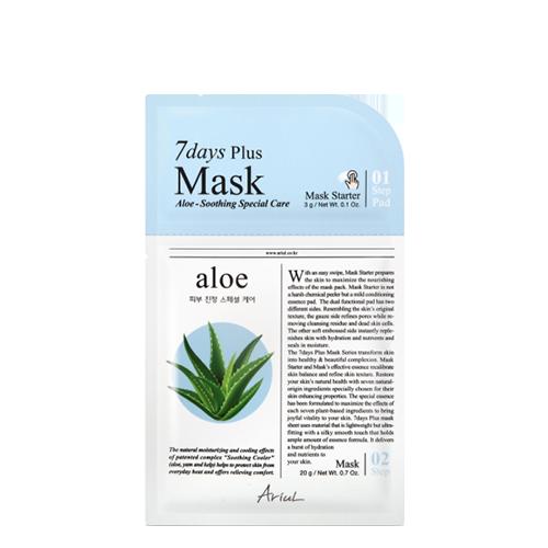 Ariul Aloe Seven Days Plus Mask