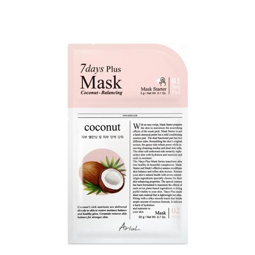 Ariul Coconut Seven Days Plus Mask