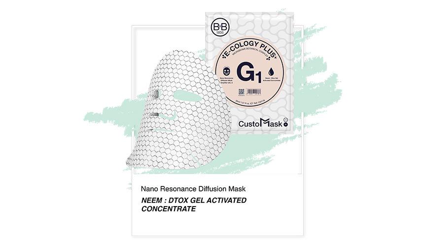 B&B Labs G1 Custo Mask