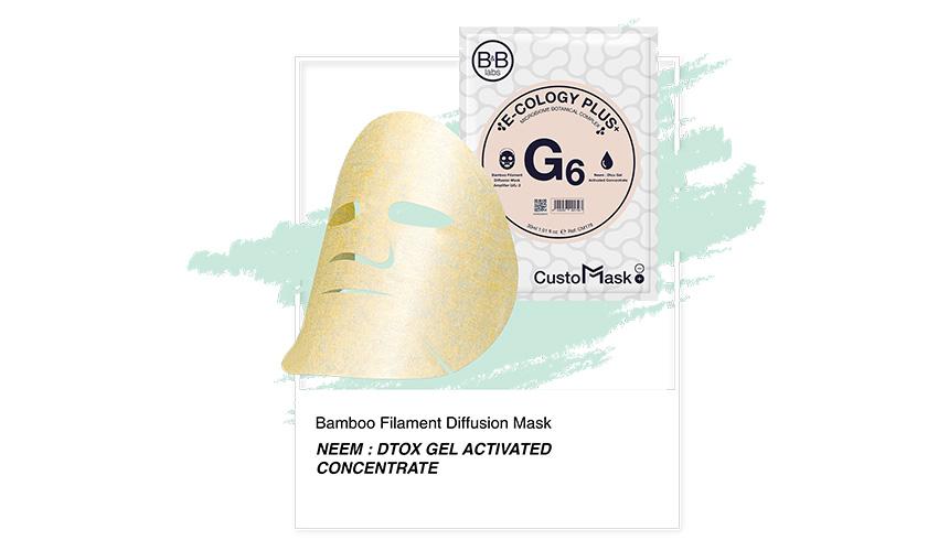 B&B Labs G6 Custo Mask