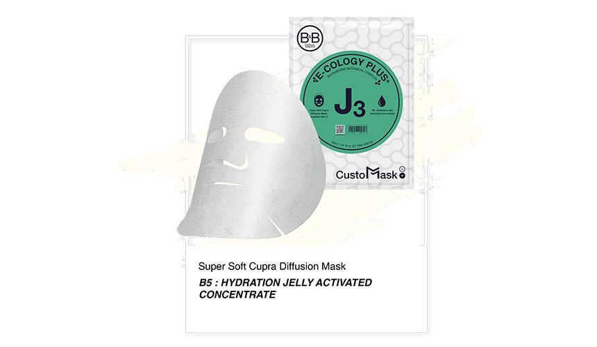 B&B Labs J3 Custo Mask