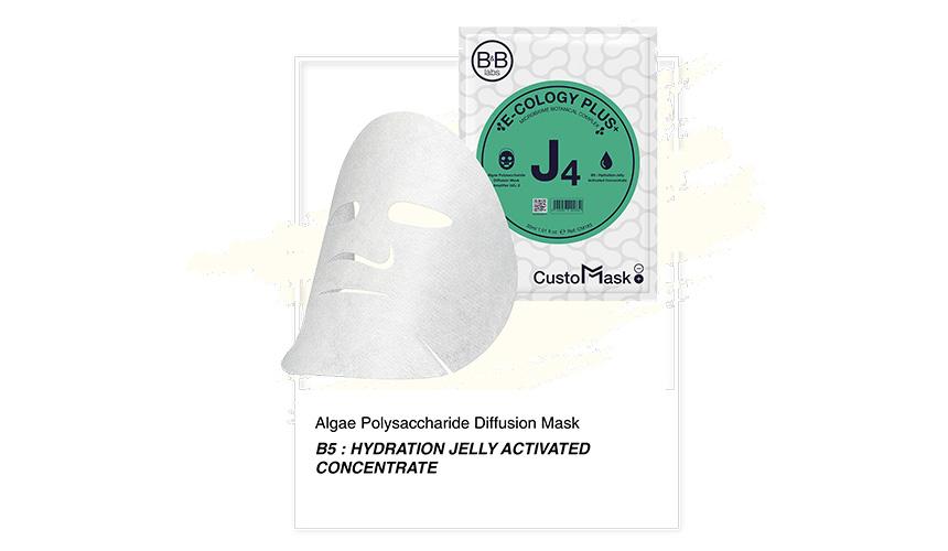 B&B Labs J4 Custo Mask