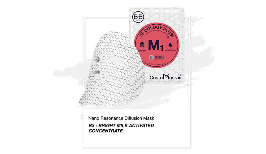 B&B Labs M1 Custo Mask