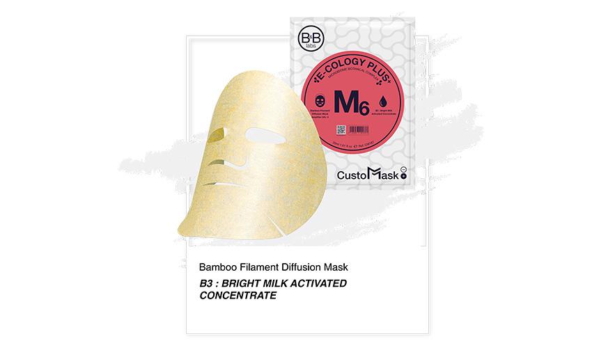 B&B Labs M6 Custo Mask