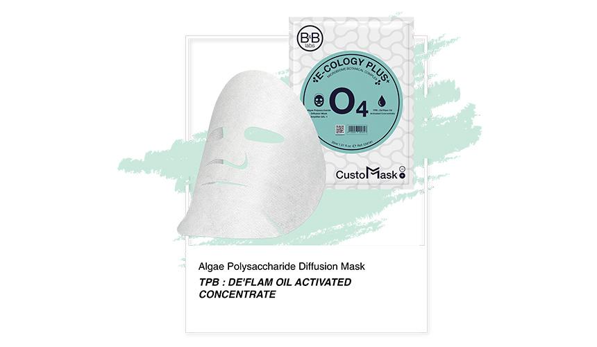 B&B Labs O4 Custo Mask