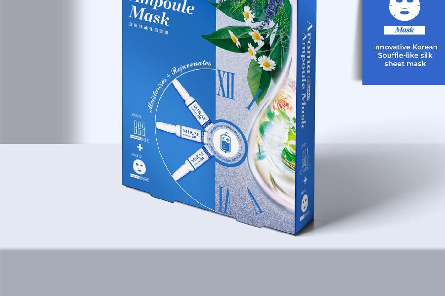 Mirae PRO+ Super Aroma Ampoule Mask