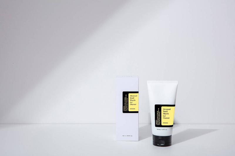 Cosrx Advanced Snail Mucin Gel Cleanser 150ml
