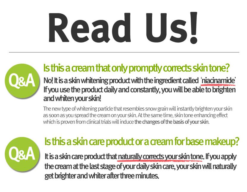 April Skin Perfect Magic Snow Cream 70ml
