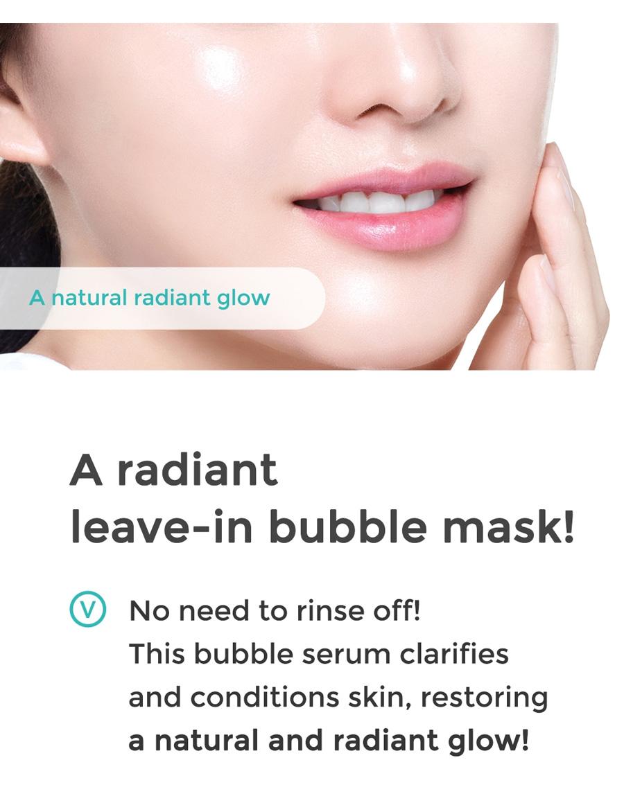 Mediheal Bubble Tox Serum Mask