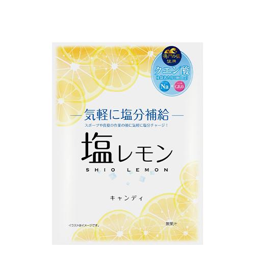 Kato Candy 加藤製菓 70g [#Salt Lemon]