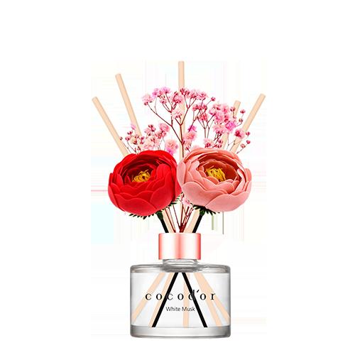 Cocod'or Camellia Diffuser #White Musk