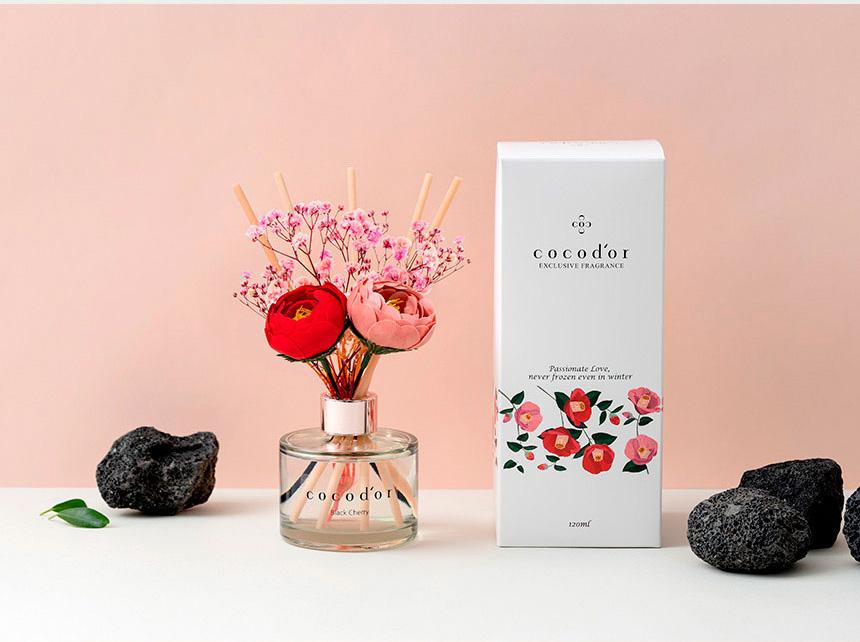 Cocod'or Camellia Diffuser