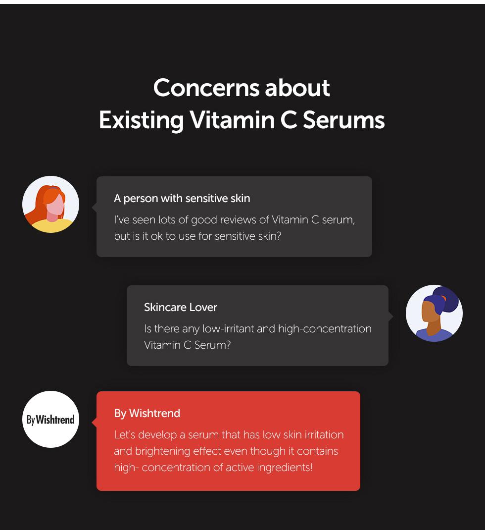 By Wishtrend Pure Vitamin C 15% with Ferulic Acid 30ml