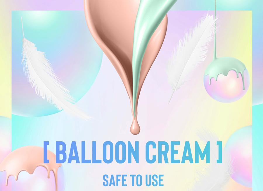 Sexylook Balloon Cream