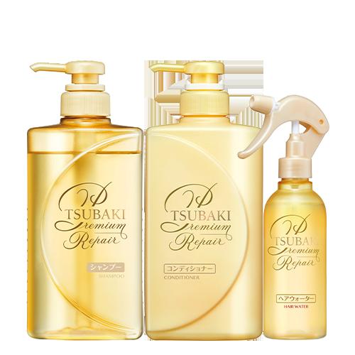 Tsubaki Premium Repair Hair Care Set