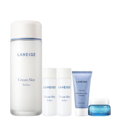 Laneige Cream Skin Refiner [FREE] 4pcs Gifts Set
