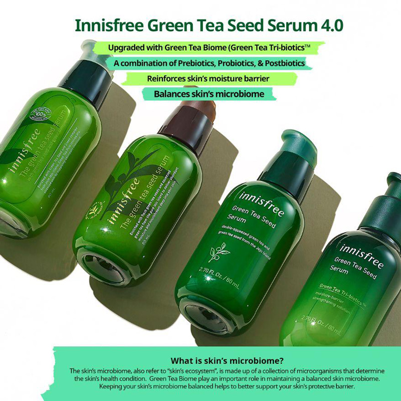 Innisfree Green Tea Seed Serum 80ml