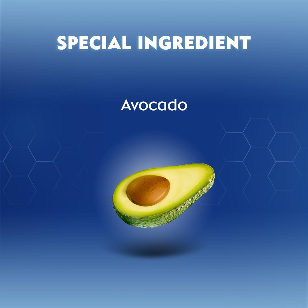 Nivea Natural Good Organic Avocado Body Lotion