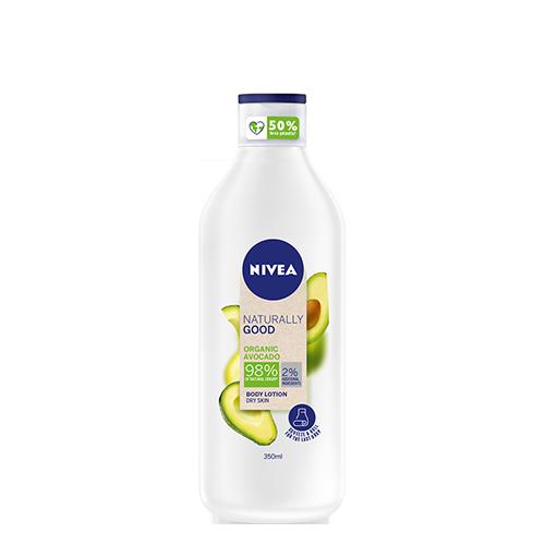 Nivea Natural Good Organic Avocado Body Lotion 350ml