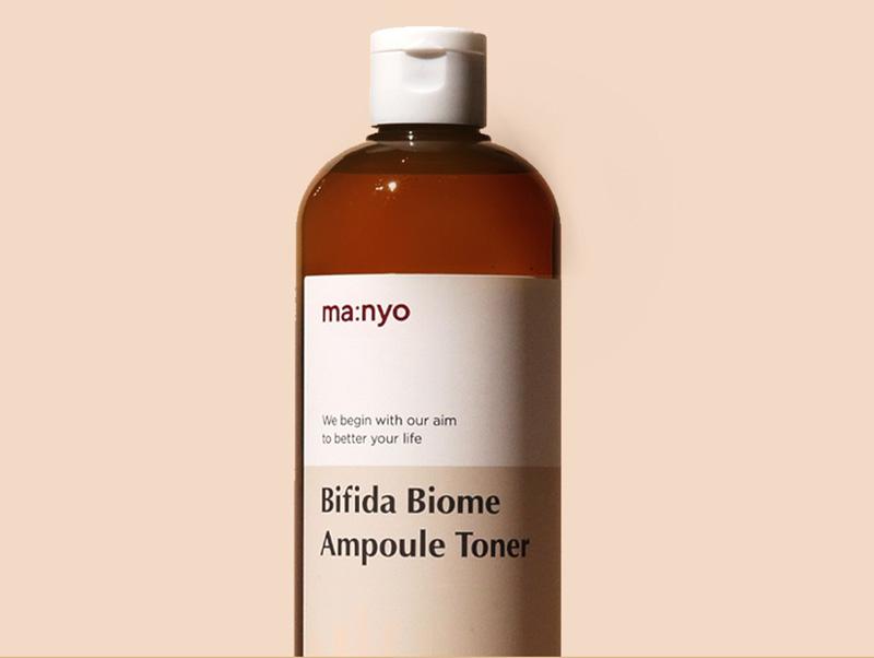 Manyo Bifida Biome Ampoule Toner 400ml