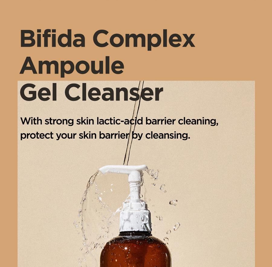 Manyo Bifida Complex Ampoule Gel Cleanser 400ml