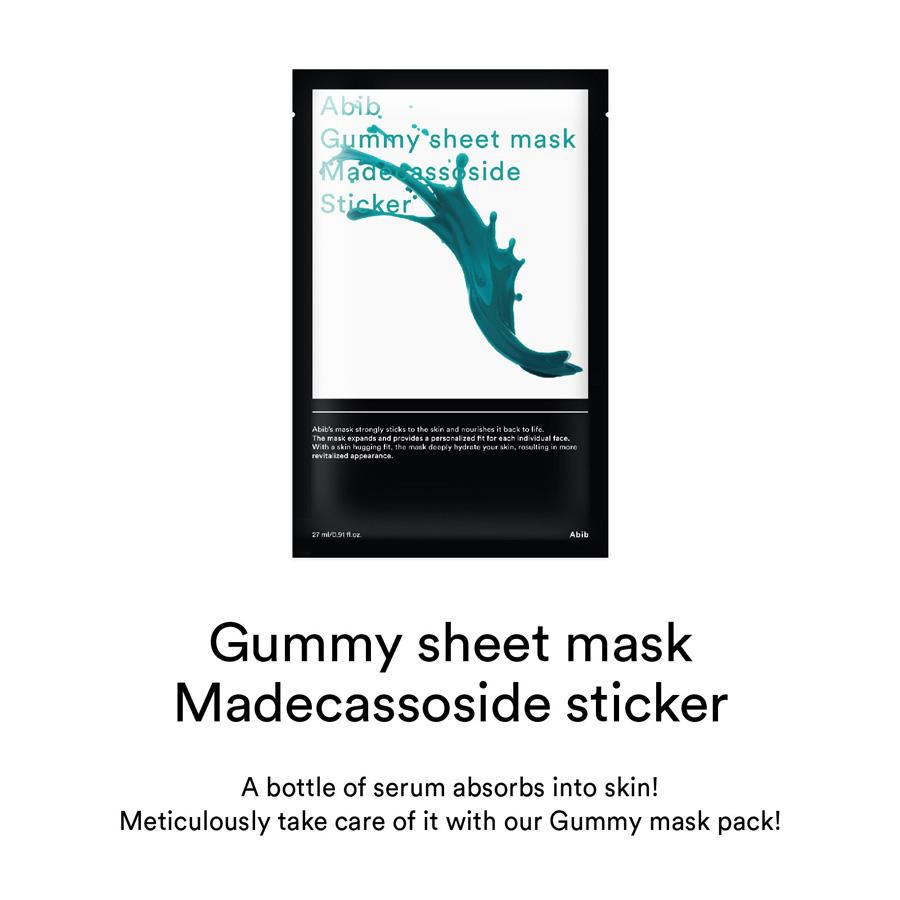 Abib Gummy Sheet Mask