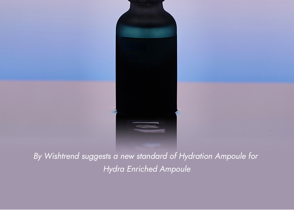 By Wishtrend Hydra Enriched Ampoule 30ml