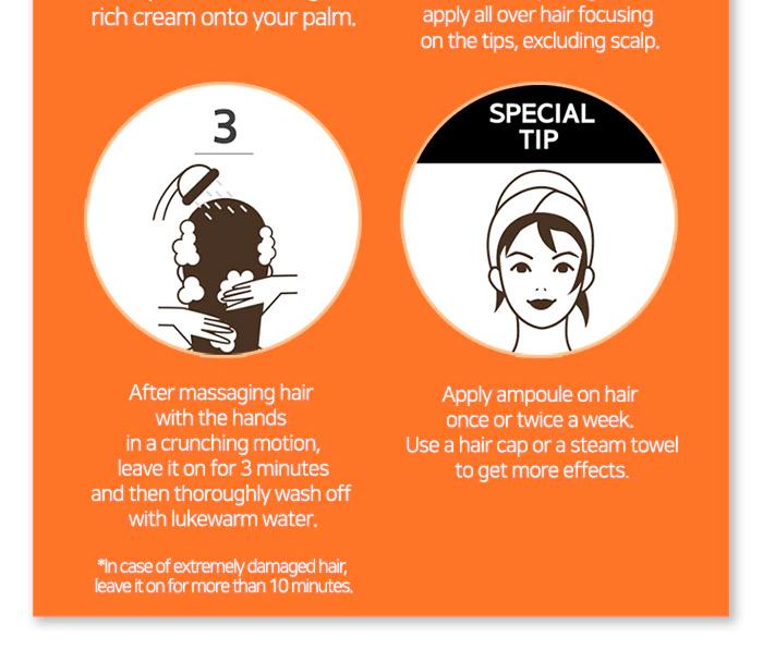 Mise En Scene Perfect Serum Hair Ampoule Pack