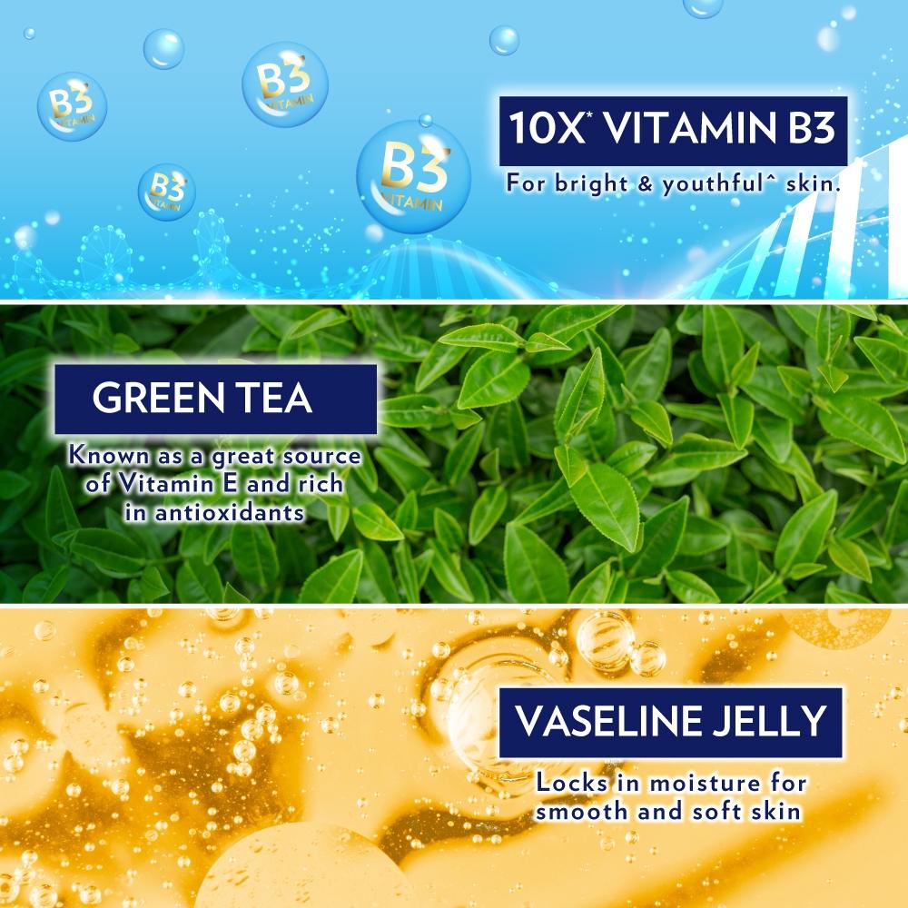 Vaseline Super Vitamin Brightening Serum Vitamin B3