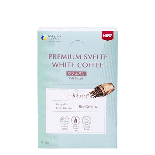 Fine Premium Svelte White Coffee 20g x 15