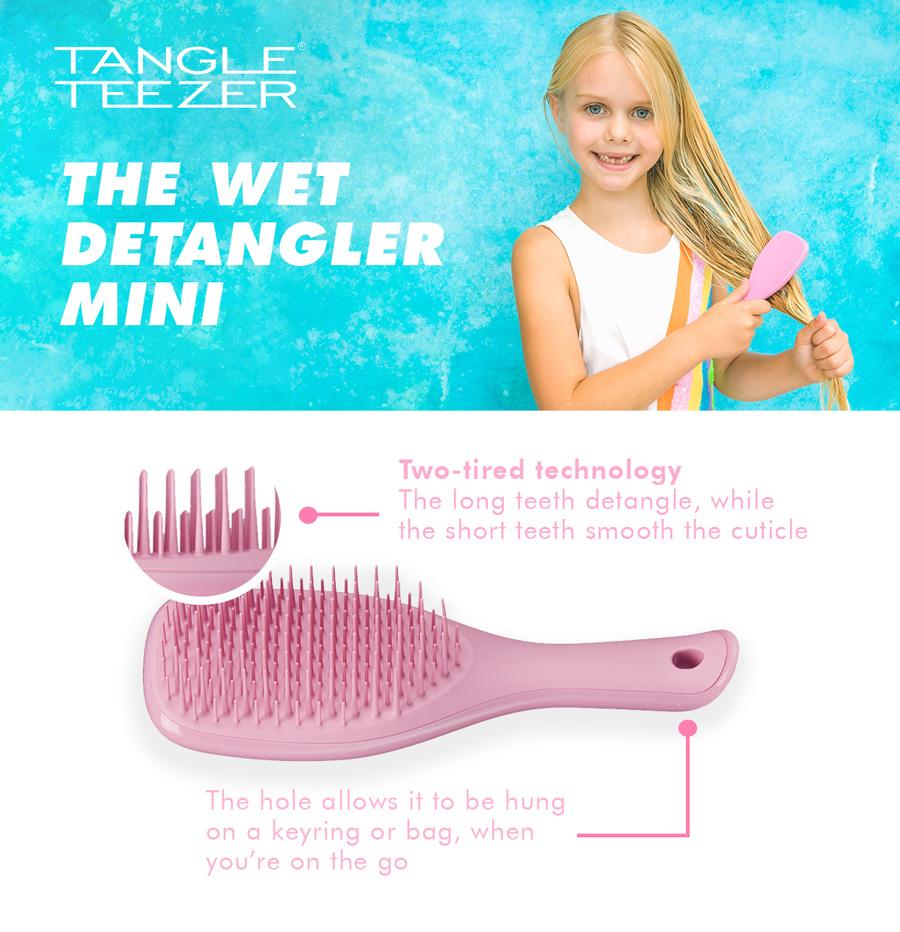 Tangle Teezer Mini Wet Detangler Range