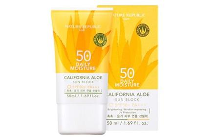 Nature republic sunscreen